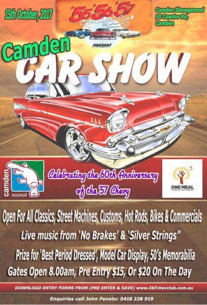 The Rockhouse No Brakes Camden Car Show