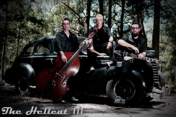 The Rockhouse Hellcat III Miss Peaches