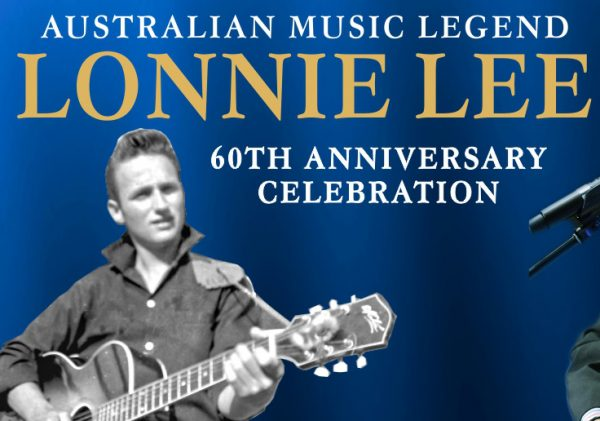 The Rockhouse Lonnie Lee & The Leemen Laycock Street Theatre