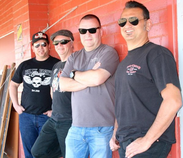 The Rockhouse No Brakes Camden RSL Rockabilly