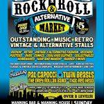 Rock N Roll Markets poster