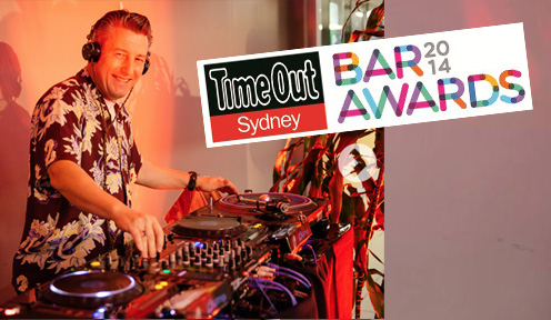 Time Out Sydney Bar awards