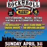 Sydney Rock and Roll Markets