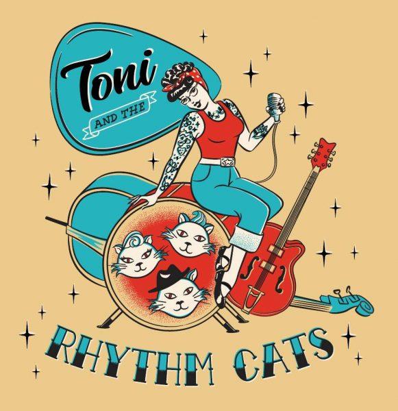 The Rockhouse Toni and the Rhythm Cats Marlborough Hotel