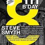 Oxford Art Factory Birthday