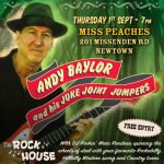 Andy Baylor gig