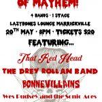 Rockabilly Night of mayhem