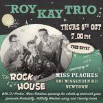Roy Kay Trio at Miss Peaches